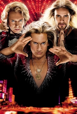 The Incredible Burt Wonderstone movie poster (2013) poster MOV_53435005