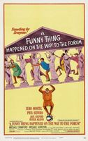 A Funny Thing Happened on the Way to the Forum movie poster (1966) picture MOV_534758c9