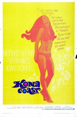 Kona Coast movie poster (1968) poster MOV_534daa85