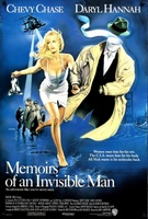 Memoirs of an Invisible Man movie poster (1992) picture MOV_5350d98a