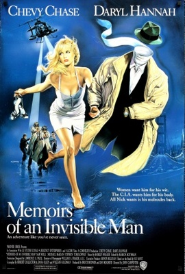 Memoirs of an Invisible Man movie poster (1992) poster MOV_5350d98a