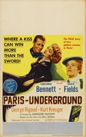 Paris Underground movie poster (1945) picture MOV_53522193