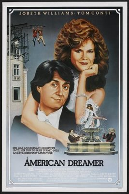 American Dreamer movie poster (1984) poster MOV_53547bfc