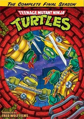Teenage Mutant Ninja Turtles movie poster (1987) poster MOV_53595c64