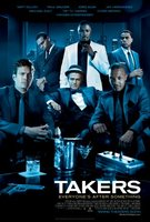 Takers movie poster (2010) picture MOV_d352917a