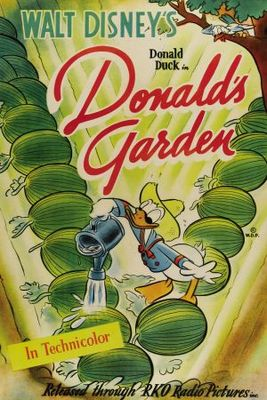 Donald's Garden movie poster (1942) poster MOV_53667429