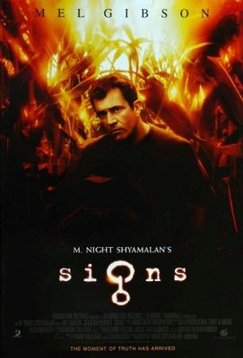 Signs movie poster (2002) poster MOV_5368074f