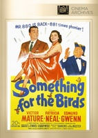 Something for the Birds movie poster (1952) picture MOV_53703d0d