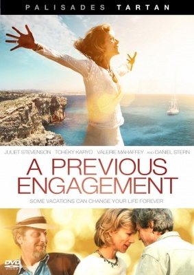 A Previous Engagement movie poster (2005) poster MOV_5379e8dd
