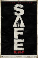 Safe movie poster (2011) picture MOV_53813e38