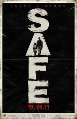 Safe movie poster (2011) poster MOV_53813e38