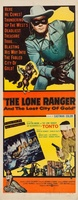 The Lone Ranger and the Lost City of Gold movie poster (1958) picture MOV_5387af42