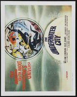 The Underwater City movie poster (1962) picture MOV_539108a7