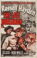 The Last Horseman movie poster (1944) picture MOV_53944bc5