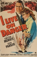 I Live on Danger movie poster (1942) picture MOV_5396fa4a