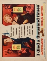 I Died a Thousand Times movie poster (1955) picture MOV_539b009b