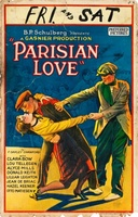 Parisian Love movie poster (1925) picture MOV_539dcef6