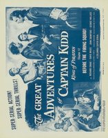 The Great Adventures of Captain Kidd movie poster (1953) picture MOV_53a52000
