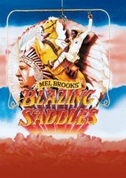 Blazing Saddles movie poster (1974) picture MOV_53a70809
