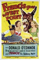 Francis Goes to West Point movie poster (1952) picture MOV_53bd31f8