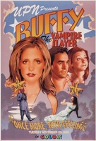 Buffy the Vampire Slayer movie poster (1997) picture MOV_53c06415