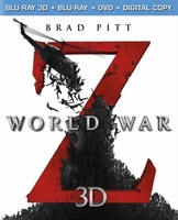 World War Z movie poster (2013) picture MOV_53c2775c