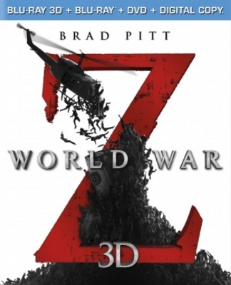 World War Z movie poster (2013) poster MOV_53c2775c