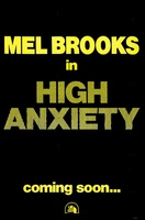 High Anxiety movie poster (1977) picture MOV_53cbdde3