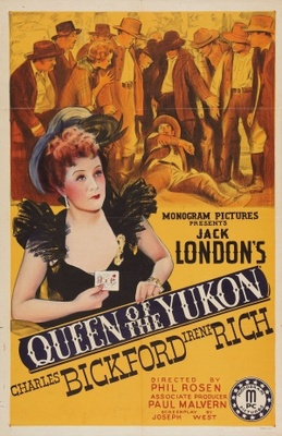 Queen of the Yukon movie poster (1940) poster MOV_53ccafdb