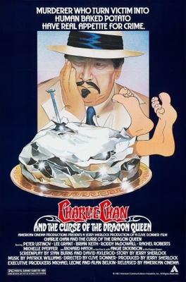 Charlie Chan and the Curse of the Dragon Queen movie poster (1981) poster MOV_53ccd0ea