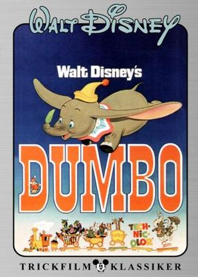 Dumbo movie poster (1941) poster MOV_53cd7325