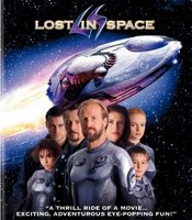 Lost in Space movie poster (1998) picture MOV_53ce9682