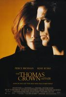 The Thomas Crown Affair movie poster (1999) picture MOV_53cef157