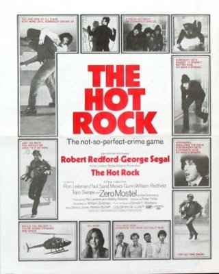 The Hot Rock movie poster (1972) poster MOV_53d32271