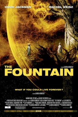 The Fountain movie poster (2006) poster MOV_53d581ca
