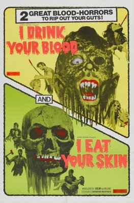 I Drink Your Blood movie poster (1970) poster MOV_53dd48ac