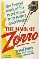 The Mark of Zorro movie poster (1940) picture MOV_53df23a4