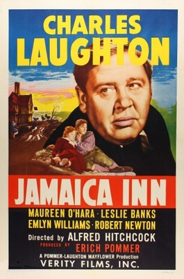 Jamaica Inn movie poster (1939) poster MOV_53e14b95