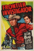 Frontier Investigator movie poster (1949) picture MOV_53ebb604