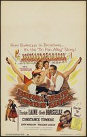 Bring Your Smile Along movie poster (1955) picture MOV_53ebba0a