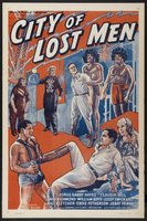 City of Lost Men movie poster (1940) picture MOV_53ed1507