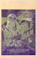 The Invisible Man movie poster (1933) picture MOV_53f04cc2