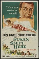 Susan Slept Here movie poster (1954) picture MOV_53f145d2