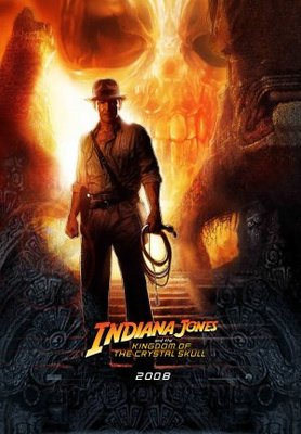 Indiana Jones and the Kingdom of the Crystal Skull movie poster (2008) poster MOV_53f1e809