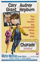 Charade movie poster (1963) picture MOV_53f89227