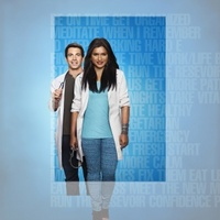 The Mindy Project movie poster (2012) picture MOV_53fbb284