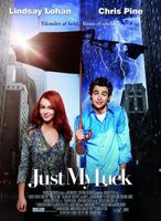 Just My Luck movie poster (2006) picture MOV_53ff1b93