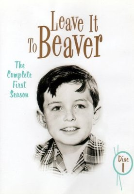 Leave It to Beaver movie poster (1957) poster MOV_53ffc3fe