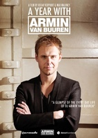 A Year with Armin Van Buuren movie poster (2012) picture MOV_5401dfd5