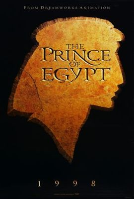 The Prince of Egypt movie poster (1998) poster MOV_540396ff